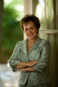 Ambassador of Liechtenstein, Claudia Fritsche