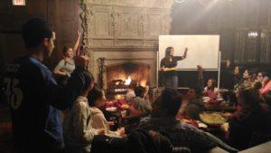 Resident Workshop Event
