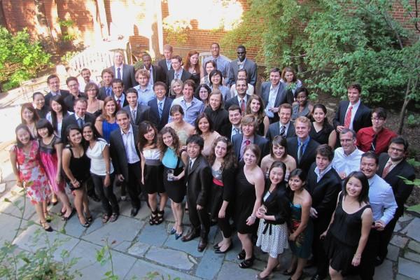 Farewell Dinner 2010