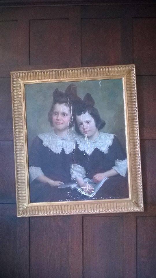 Igor - creepy painting