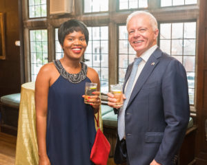 ambassador-and-mrs-newman-of-botswana