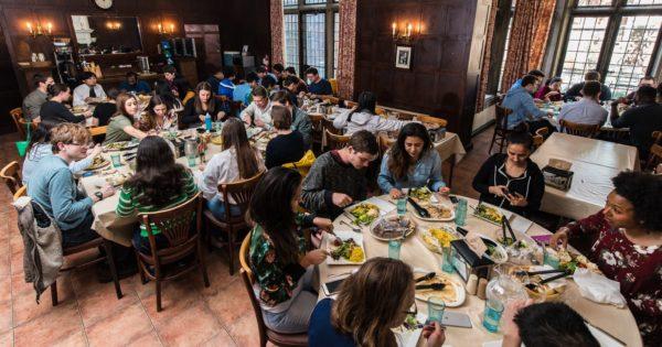 Sunday Dinner at ISH-DC